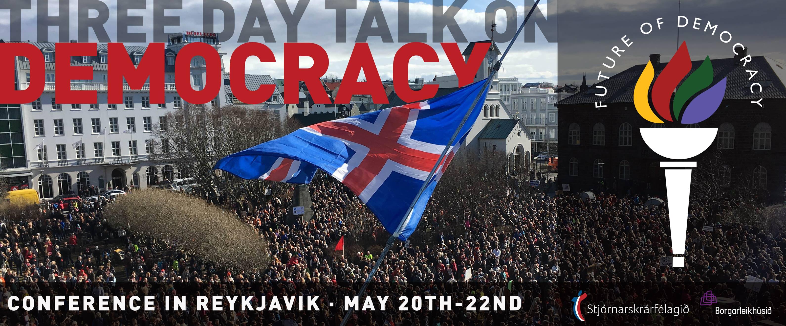 Διεθνής συνάντηση στην Ισλανδία για το μέλλον της Δημοκρατίας