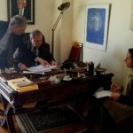 Συνάντηση ομάδων πολιτών με την Επιτροπή Διαλόγου για το Σύνταγμα
