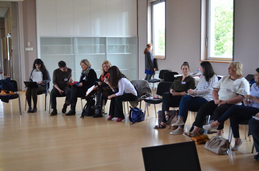 Δάσκαλοι και γονείς συναντιούνται στην Κροατία στο πλαίσιο του προγράμματος Learning Communities for Peace