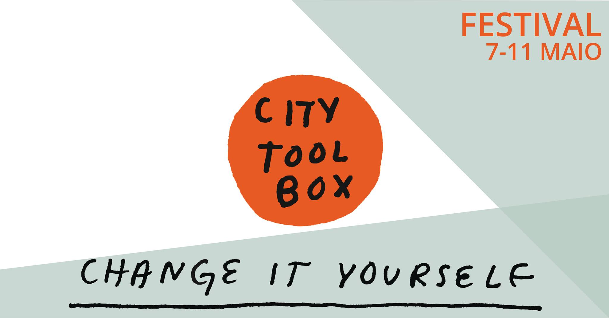 CityToolBox Festival. Building together the city of Aveiro.
