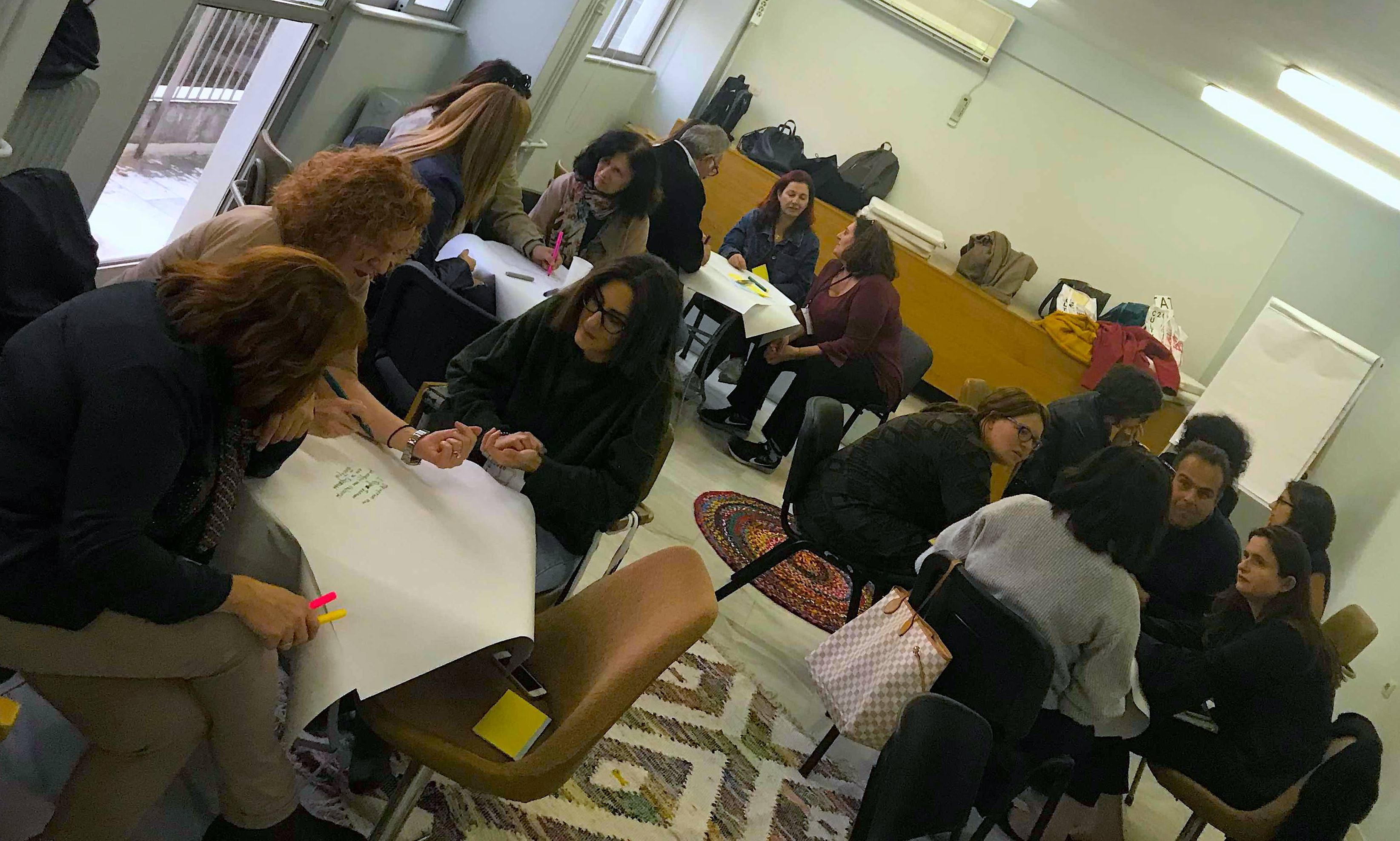 Πολιτισμός 2030: Διαβούλευση για δημοτικούς πολιτιστικούς φορείς