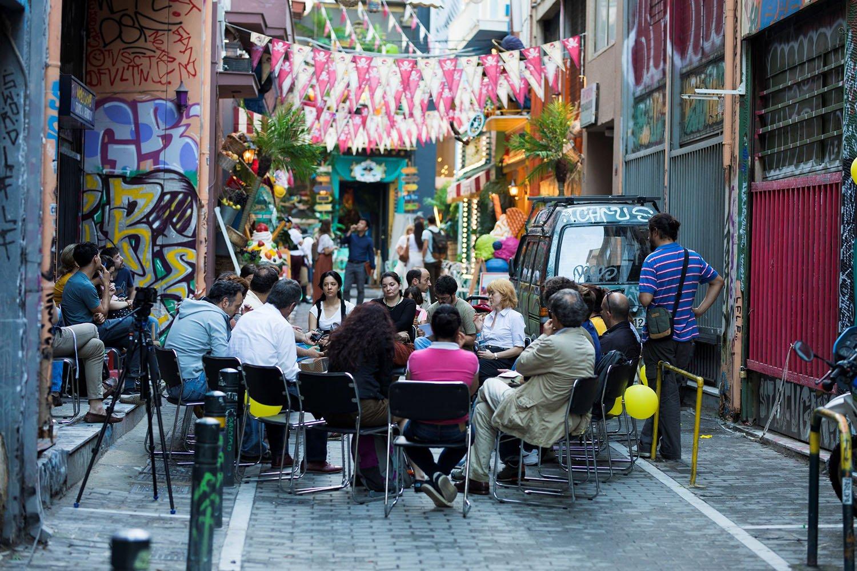 """Ανοιχτή συζήτηση: """"Αξιολόγηση της Συν-οικίας Πιττάκη και συζήτηση για τις αστικές παρεμβάσεις από τα κάτω"""""""
