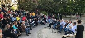 Δημόσια Συζήτηση με θέμα «Το ιστορικό κέντρο της Αθήνας λίγο πριν τις δημοτικές εκλογές 2019»